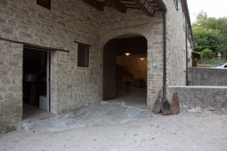 ingresso del mulino